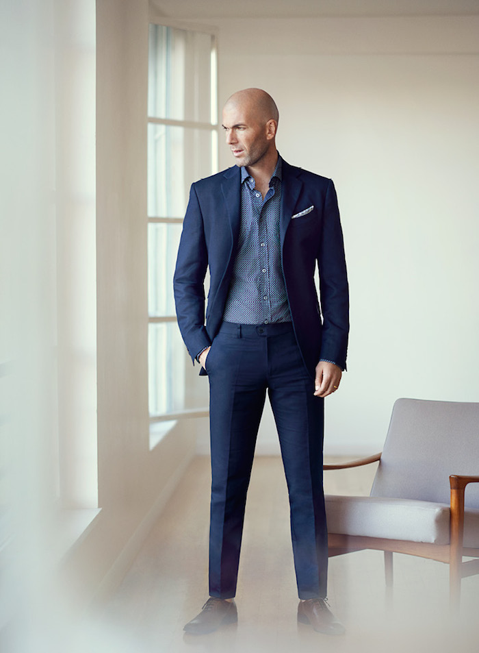 Zidane for MANGO Man Spring Summer 2015_11