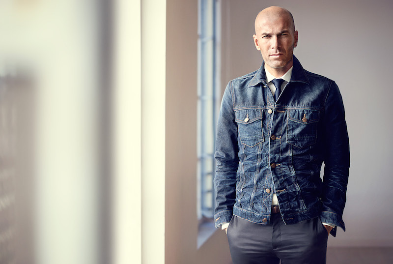 Zidane for MANGO Man Spring Summer 2015_2