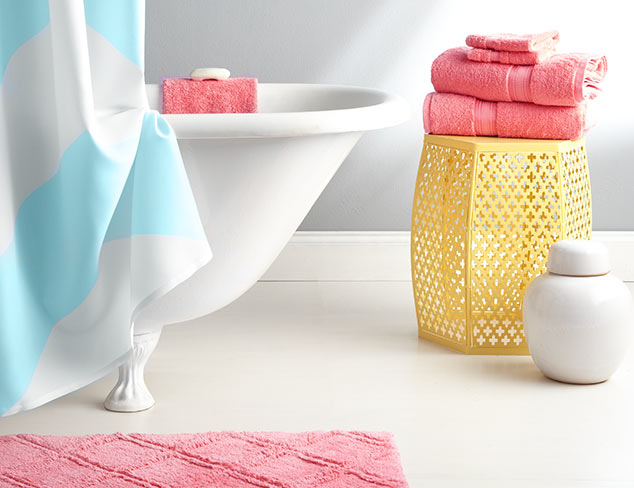 $50 & Under: Soft Hues for the Bath at MYHABIT