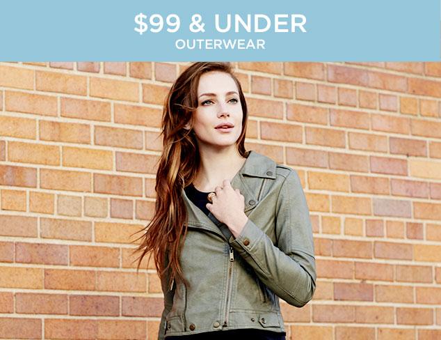 $99 & Under: Outerwear at MYHABIT