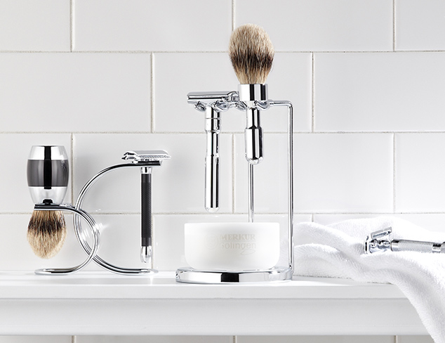A First-Rate Shave feat. Merkur at MYHABIT