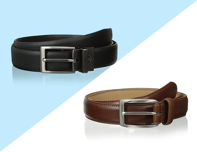 Belts feat. Dockers at MYHABIT