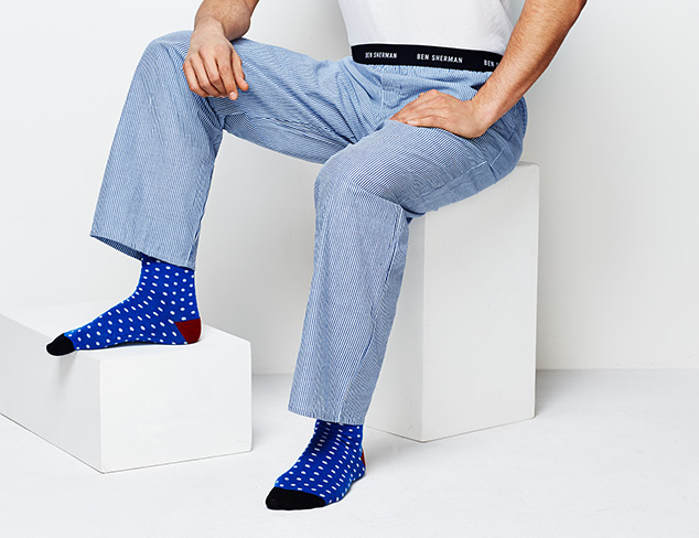 Ben Sherman Socks, Underwear & More at MYHABIT