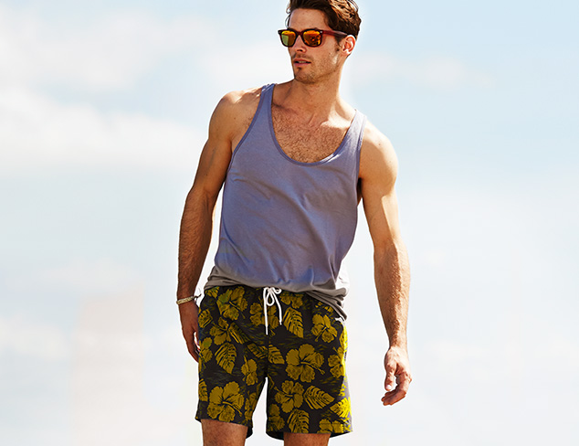 Boardshorts & Trunks feat. Pull-In at MYHABIT