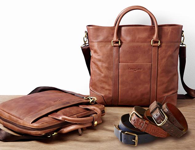 City Navigator: Bags, Wallets & Belts at MYHABIT