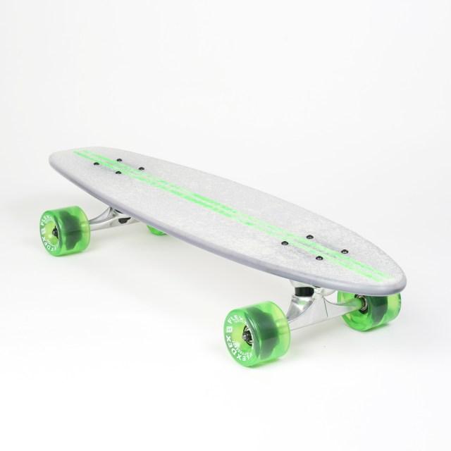 FlexDex Clear29 LED Lighted Skateboard
