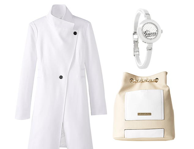 Color Cue: Bright White at MYHABIT
