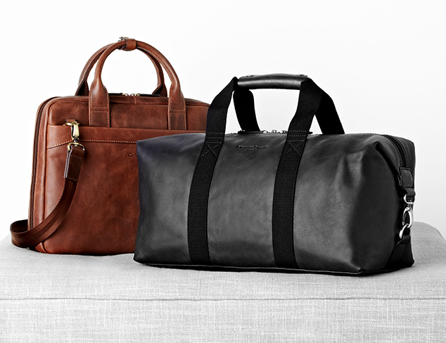 Commute in Style:  Bags at MYHABIT