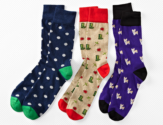 Corgi Socks at MYHABIT
