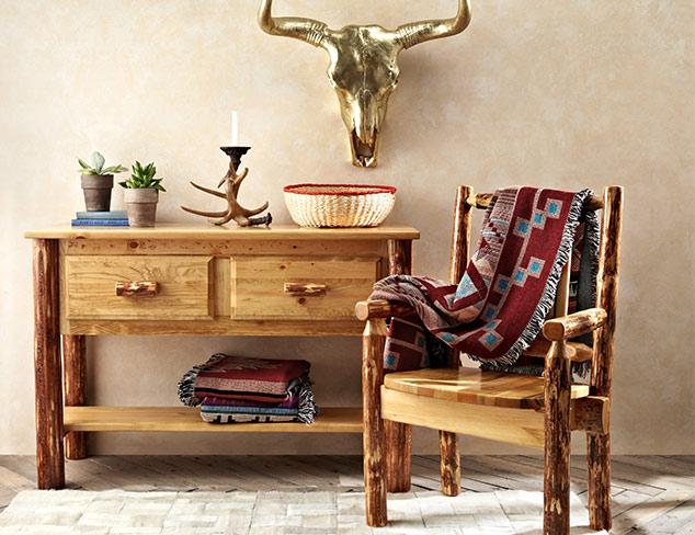 Décor Inspiration: Southwestern Style at MYHABIT