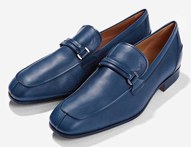 Designer Dress Shoes feat. Prada & Tod's at MYHABIT