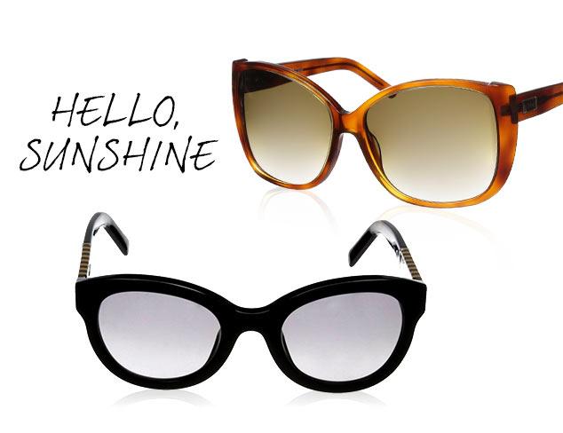 Designer Sunnies: Fendi, Chloé & More at MYHABIT
