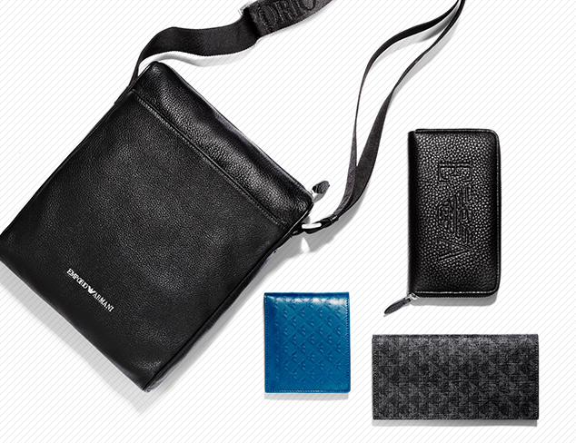 Executive Style: Bags & Wallets at MYHABIT