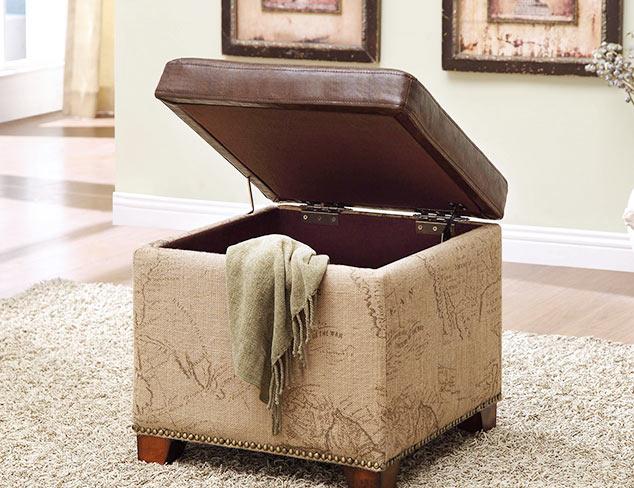Furniture Essentials: Stools at MYHABIT