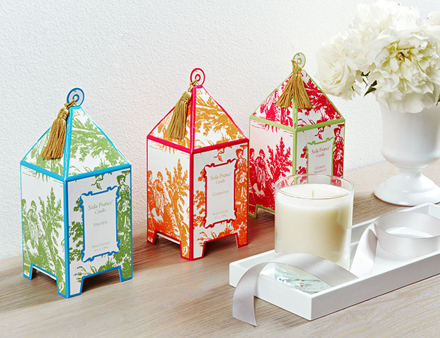 Gifts for Mom: Seda France Candles & Diffusers at MYHABIT