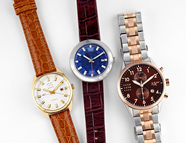 Going Gold: Watches at MYHABIT