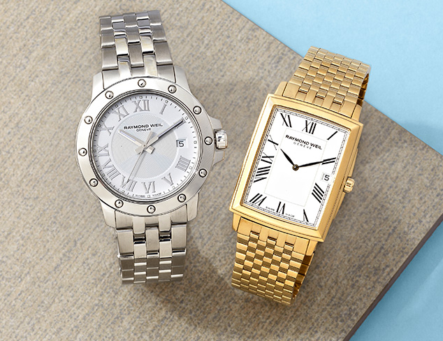 Invest Your Time: Luxe Watches at MYHABIT