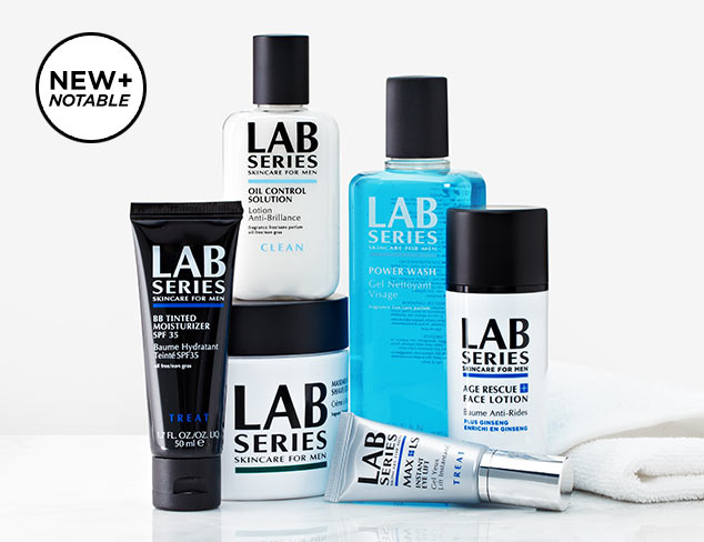 Lab Series at MYHABIT