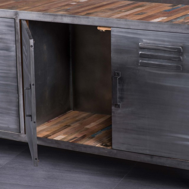 Artemano Locker Style TV Unit