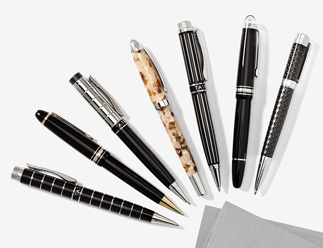 Luxury Gifts: Writing Instruments ft. Montblanc at MYHABIT