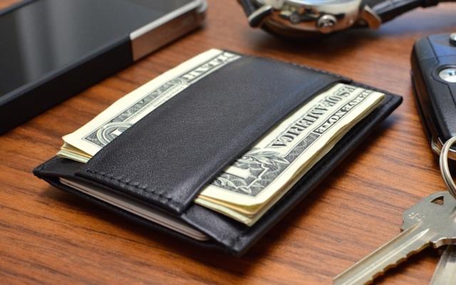 Minimalist Wallet by CAPSULE_1