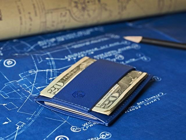 Minimalist Wallet by CAPSULE_2