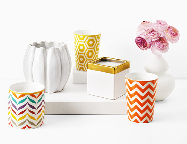 New Arrivals: Candles feat. Laura Ashley at MYHABIT