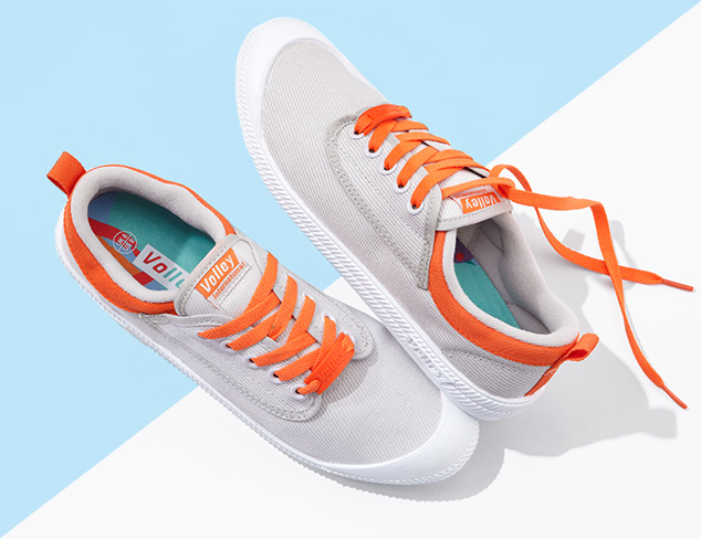 New Arrivals: Casual Kicks feat. Volley at MYHABIT