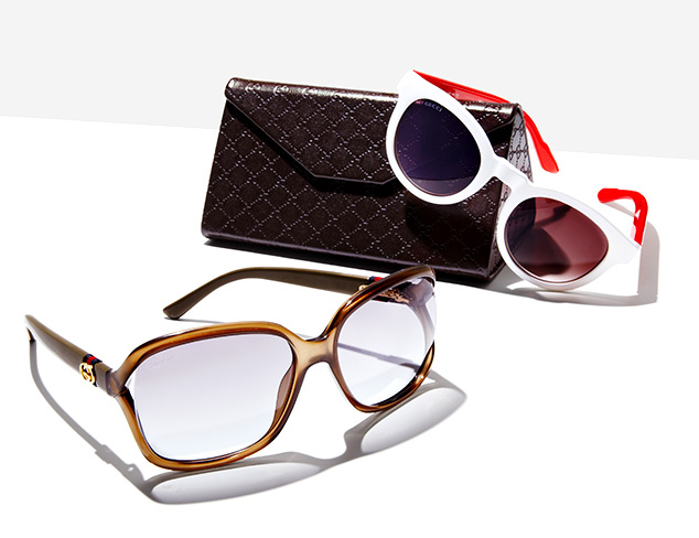 New Arrivals: Gucci Sunglasses at MYHABIT