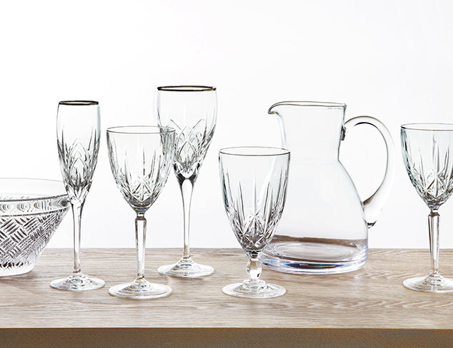 New Arrivals: Wedgwood, Royal Doulton & Waterford at MYHABIT