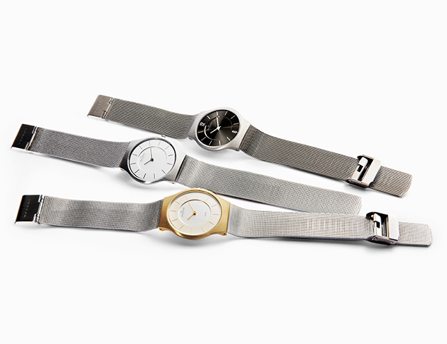 New Markdowns feat. Skagen Watches at MYHABIT