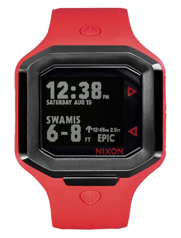 Nixon Ultratide Smart Surf Watch Powered by Surfline_5
