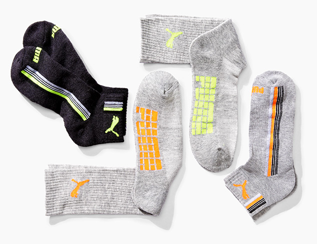 PUMA Socks at MYHABIT