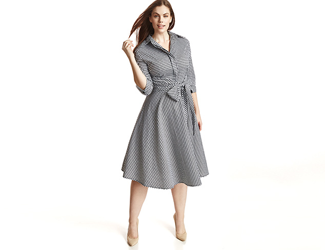 Plus Size: Melissa Masse Shirtdresses at MYHABIT