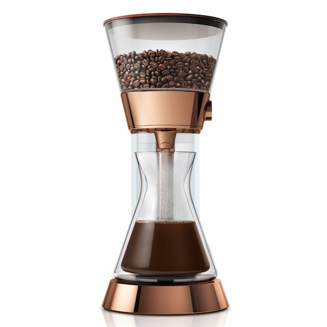 Poppy Pour-Over Smart Artisanal Coffee Machine_1