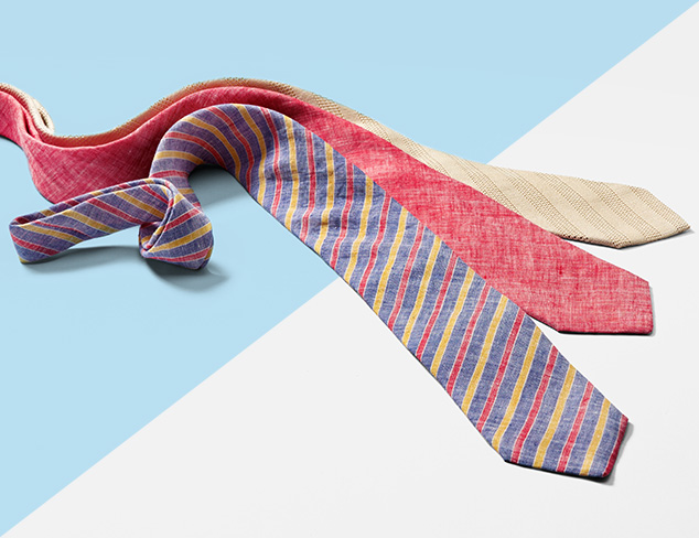Rossovivo Ties at MYHABIT