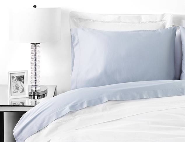 Silverline Bedding at MYHABIT