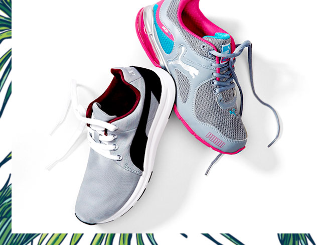 Sporty Chic: Sneakers at MYHABIT