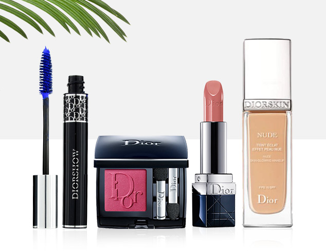 Spring Makeover feat. Christian Dior at MYHABIT