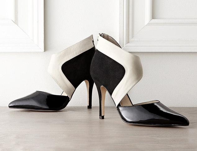 Statement Style: Bold Shoes at MYHABIT