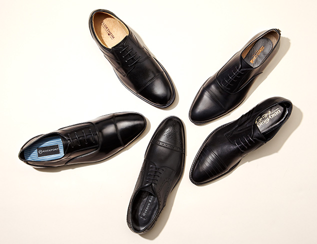 Style Profile: The Cap Toe at MYHABIT