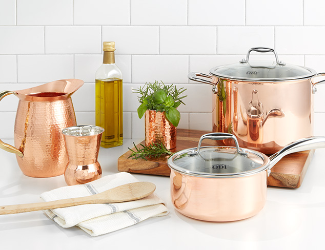 The Copper Kitchen at MYHABIT