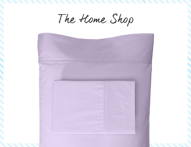 The Home Shop: Bedding at MYHABIT