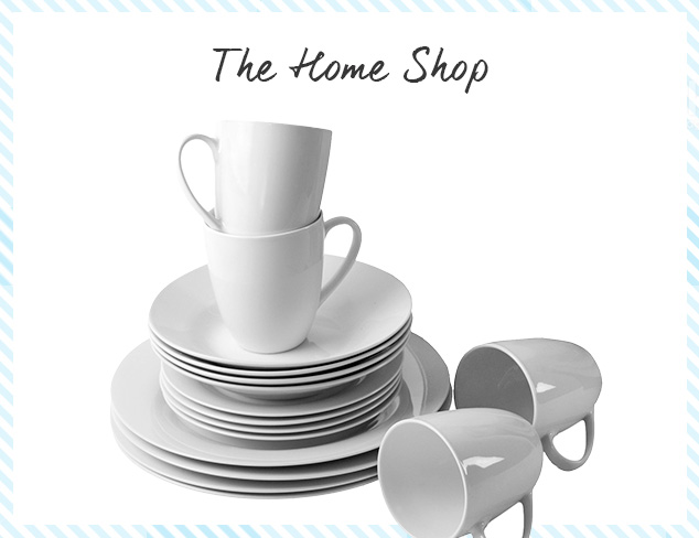 The Home Shop: Tabletop Basics at MYHABIT
