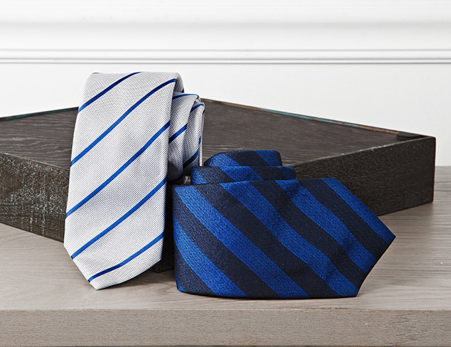 Ties & Pocket Squares feat. Valentino at MYHABIT
