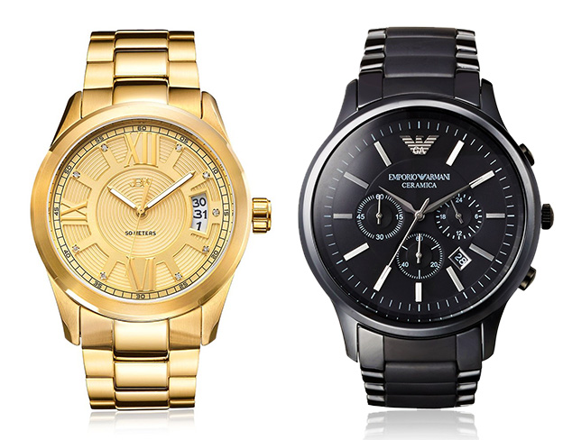 Time to Be Bold: Watches at MYHABIT