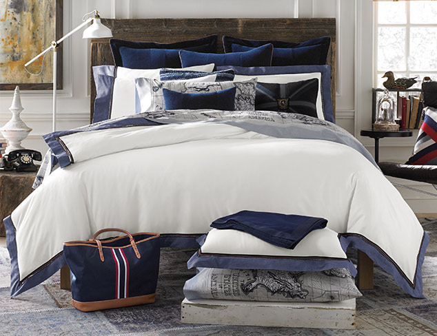 Tommy Hilfiger Bedding at MYHABIT