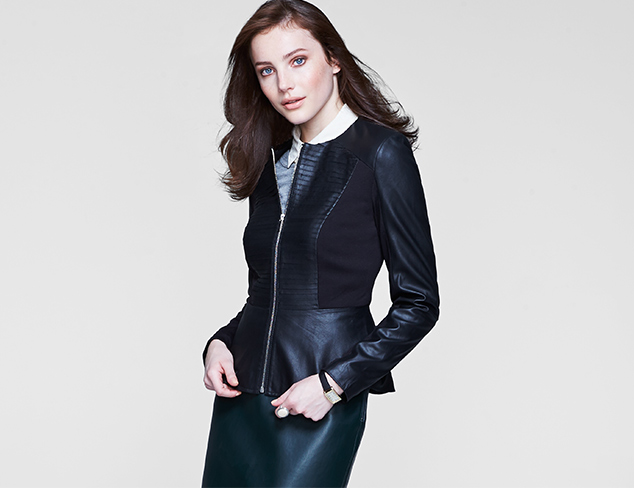 Up to 70% Off: Leather Jackets at MYHABIT
