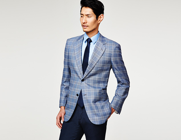 Up to 80% Off: Tailored Looks at MYHABIT