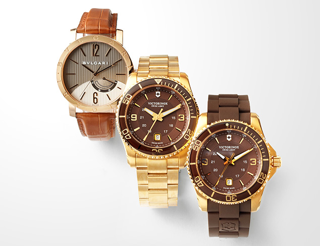 Watches feat. Victorinox at MYHABIT